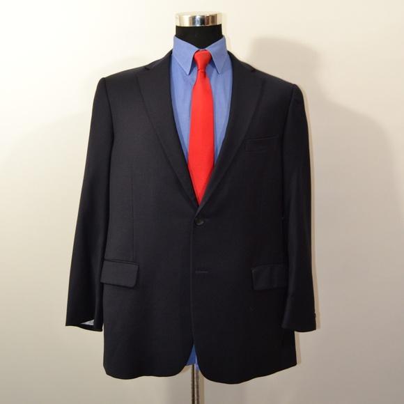 Hart Schaffner Marx Other - HSM Hart Schaffner Marx 43R Sport Coat Blazer Suit